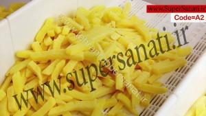نوار نقاله مواد غذایی (3)